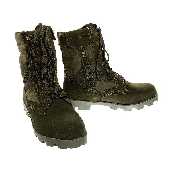 Ботинки тактические с высоким берцем, молния, MCP-08 oliva (р-р 44) купить оптом и в розницу