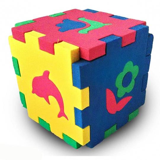 """Кубики-мозаика Силуэты 509 """"Бомик"""" купить оптом и в розницу"""