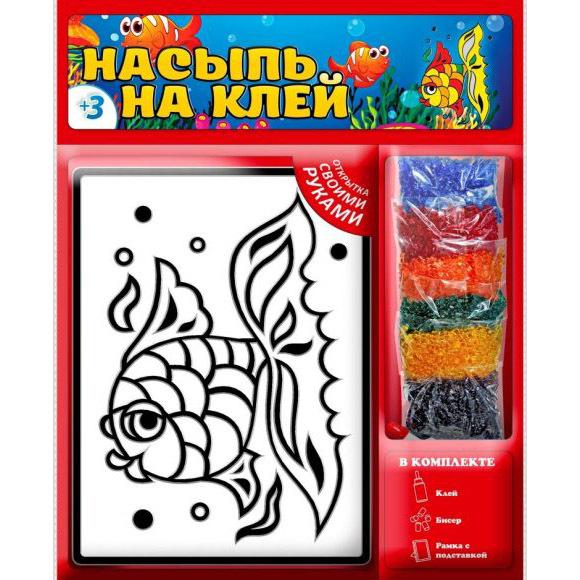 Набор ДТ Насыпь - На клей Рыбка купить оптом и в розницу