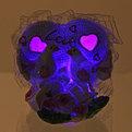 Фигурка из полистоуна ″Голубки пара″ 11*8см (цена за 1шт) DY1533-2 купить оптом и в розницу