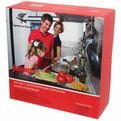 Набор посуды Onyx 5 предметов (сотейник, сковорода, кастрюля, стеклянная крышка, съемная ручка) купить оптом и в розницу