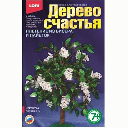 Набор ДТ Создай Дерево счастья Черемуха Дер-019 Lori купить оптом и в розницу