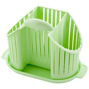 Подставка для столовых приборов пластиковая *16 (ПБ) 90500 купить оптом и в розницу