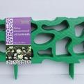 Забор декоративный № 3 (22*326) зеленый 1/6 купить оптом и в розницу