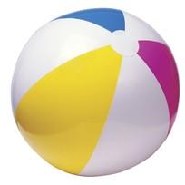 Игрушка мяч пляжный 61см Glossy Panal Intex (59030) купить оптом и в розницу