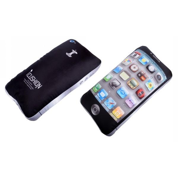 Подушка декоративная 40*20*6см ″Мобильный телефон″ купить оптом и в розницу