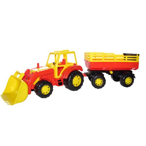 Трактор Алтай с прицепом и ковшом №2 35363 П-Е /6/ купить оптом и в розницу