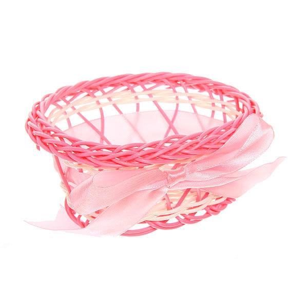 Корзина декоративная плетеная (1шт) 5*11*7,5см 181 - 7 купить оптом и в розницу