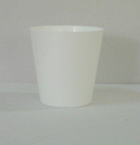 Кашпо Вулкано 15 1,8 l белый *10  Form plastic купить оптом и в розницу