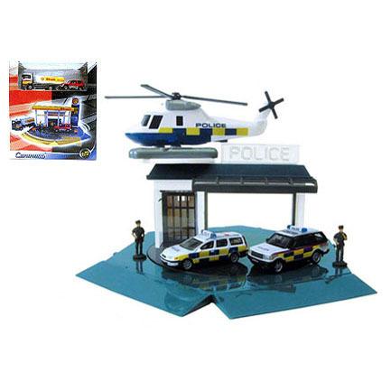 Игровой набор POLICE STATION Полицейский участок 47558 купить оптом и в розницу
