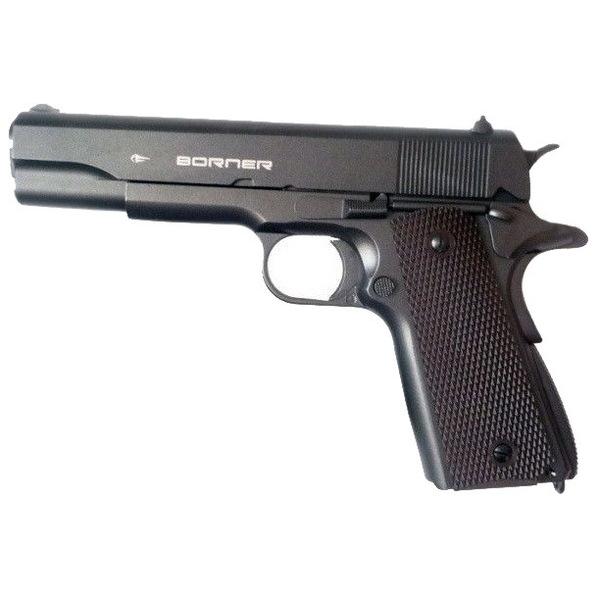 Пистолет пневматический BORNER KMB76 купить оптом и в розницу