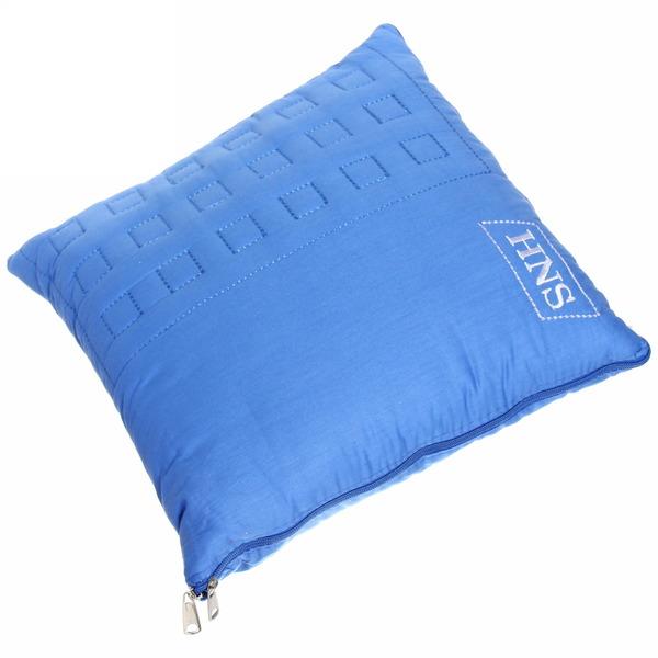 Подушка-одеяло, хлопок, размер одеяла 120*150см купить оптом и в розницу