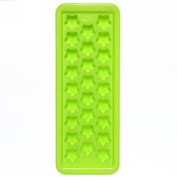 Форма для льда пластиковая ″Звездочки″ 25,5*9,5см купить оптом и в розницу
