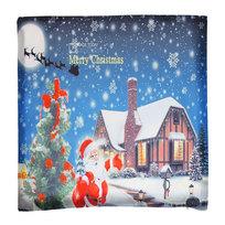 Наволочка декоративная 40*40см ″Счастливого Рождества″ купить оптом и в розницу