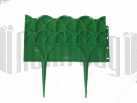 Бордюр № 2 (14*310) зеленый 1/8 купить оптом и в розницу