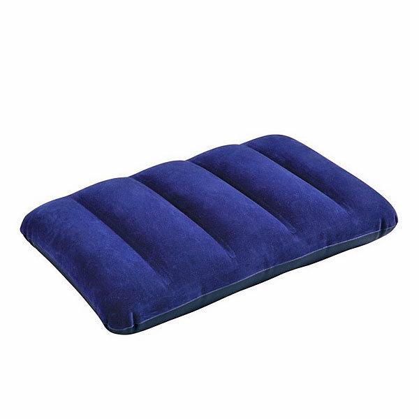 Подушка надувная Downy,43*28*9 см,Intex (68672) купить оптом и в розницу