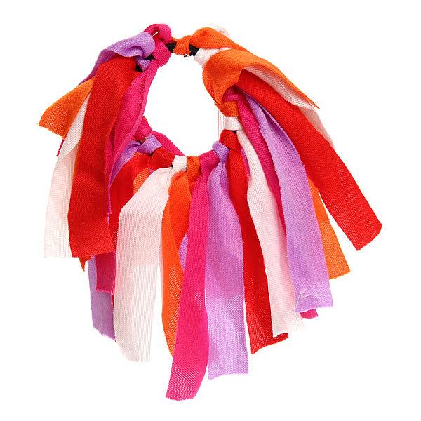 Резинка для волос 1шт ″Баффи - бахрома″, цвет микс купить оптом и в розницу