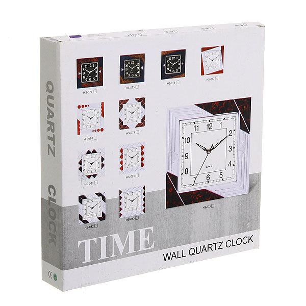 Часы настенные 25*25см 072 купить оптом и в розницу