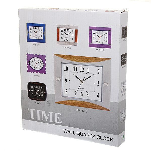 Часы настенные 22*25см 320 купить оптом и в розницу