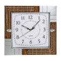 Часы настенные 29*29см 058 купить оптом и в розницу