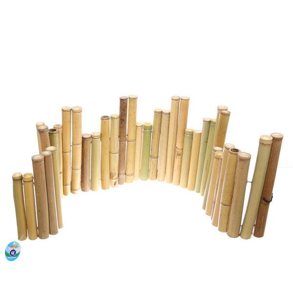 Забор садовый бамбуковый 120х30см купить оптом и в розницу