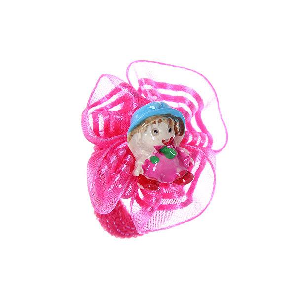 Резинки для волос на блистере 12шт ″Малышка″, цвет микс купить оптом и в розницу