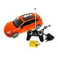 Машина на радиоуправлении оранжевая, масштаб 1:14 купить оптом и в розницу