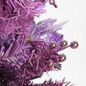 Елка искусственная 60см с украшениями фиолетовый купить оптом и в розницу
