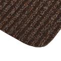 Коврик придверный Норфолк 50*80 коричневый купить оптом и в розницу
