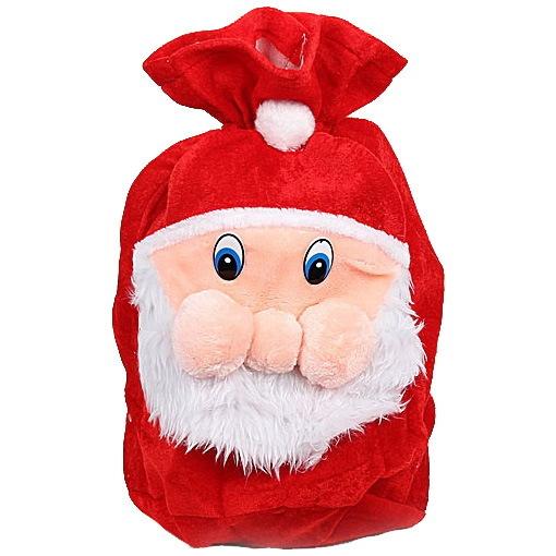 Мешок подарочный 48х35х27 см ″Подарок от Деда Мороза″ купить оптом и в розницу