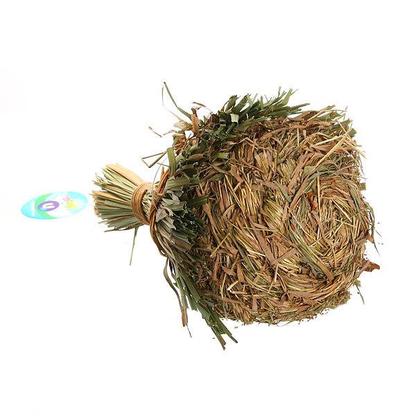 Скворечник подвесной солома, 24*14 см купить оптом и в розницу