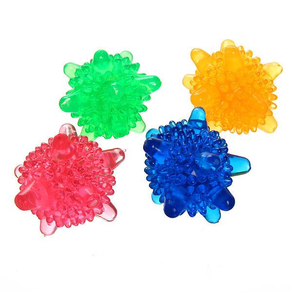 Мячики для стирки 4шт ″Морской еж″ купить оптом и в розницу