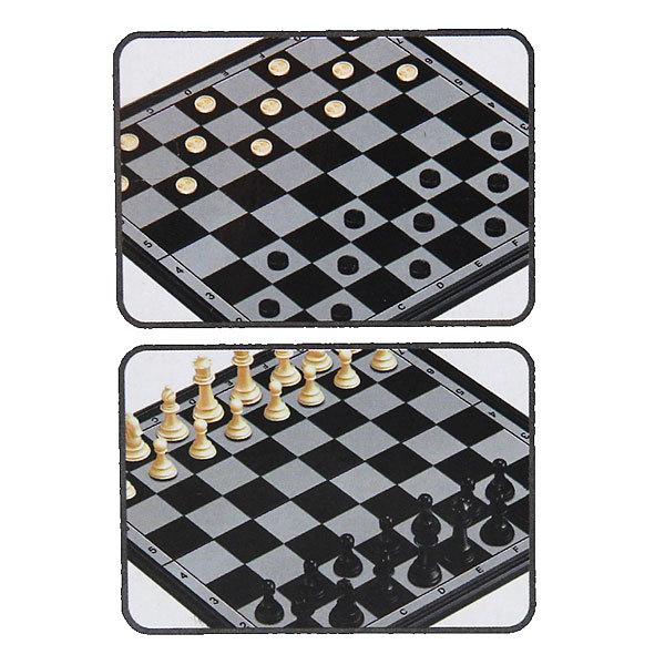 Игра настольная 3 в 1 (шашки, шахматы, нарды) 9818 купить оптом и в розницу