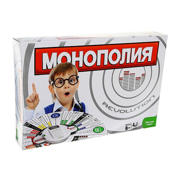 Игра настольная ″Монополия″, электронная купить оптом и в розницу