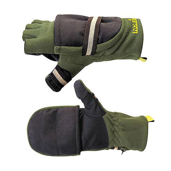 Перчатки-варежки отстёг. ″NORFIN″ XL 703080/1 купить оптом и в розницу