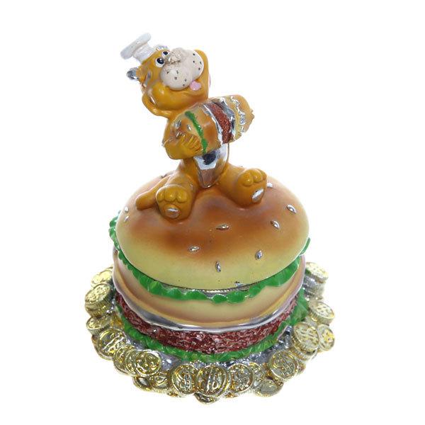 Шкатулка Тигр на бутерброде RCV RL815041-1B купить оптом и в розницу