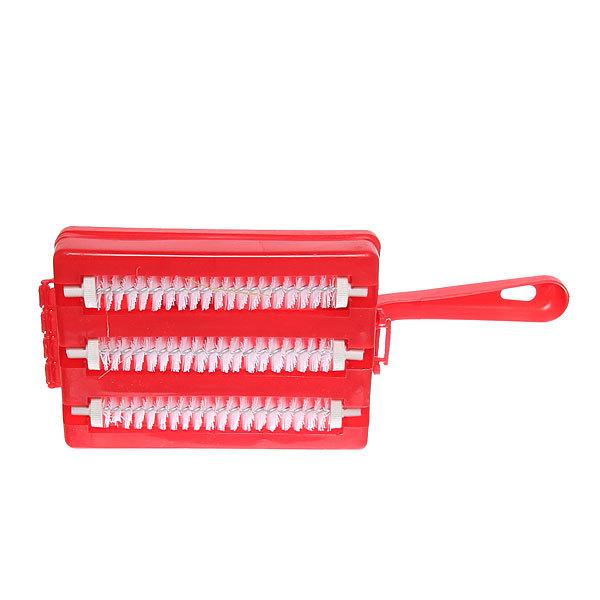 Щетка-пылесос с ручкой, 3 ролика купить оптом и в розницу