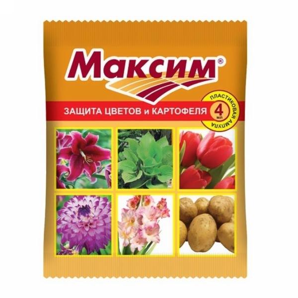 Средство от болезней растений 4мл (ампула) ″Максим″ купить оптом и в розницу