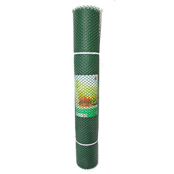 Садовая решетка, размер 1,63*15 м, размер ячеек 18*18мм, металлическая купить оптом и в розницу