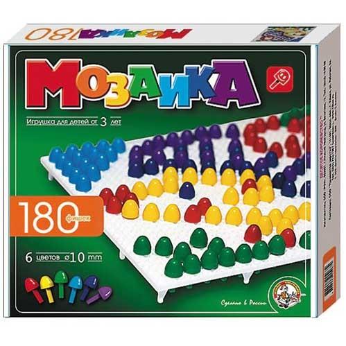 Мозаика 10/180 цветн. 974 /10/ купить оптом и в розницу