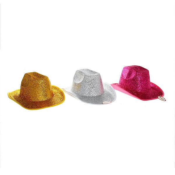Шляпа карнавальная ″Модный ковбой″ 020-3 купить оптом и в розницу