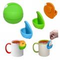 Подставка для чаепития силикон 3 цвета купить оптом и в розницу