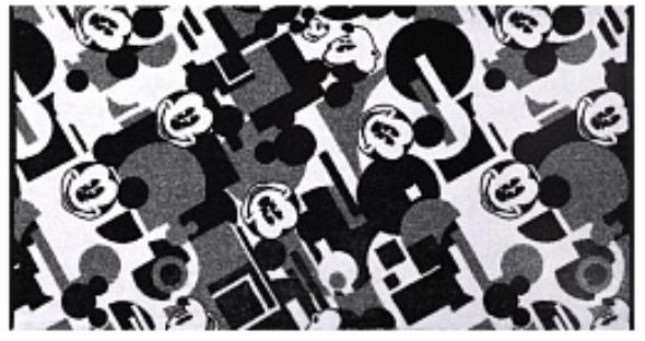 ПЦ-3502-2488 полотенце 70x130 махр п/т Mickey Art цв.10000 купить оптом и в розницу