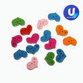Пуговицы в наборе ″Сердечки″, 15 шт. (цена за набор) купить оптом и в розницу