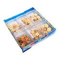 Пуговицы в наборе 9шт Цветочки F106(цена за 1наборчик) купить оптом и в розницу