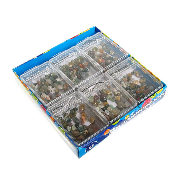 Набор для плетения ″Янтарь″ в коробке 2225 Ультрамарин купить оптом и в розницу