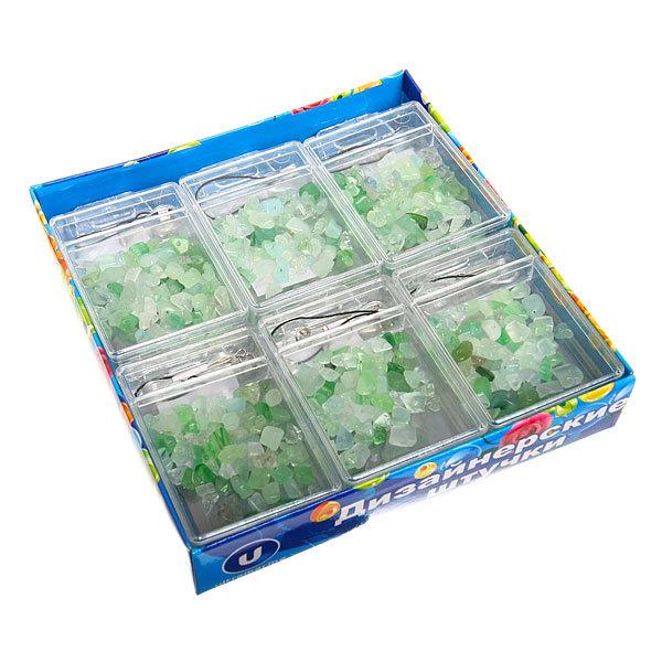 Набор для плетения ″Янтарь″ в коробке 2218 Ультрамарин купить оптом и в розницу