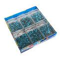 Набор для плетения ″Ассорти″ в коробке 2354 Ультрамарин купить оптом и в розницу