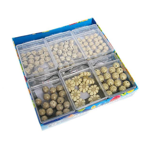 Набор для плетения ″Ассорти″ в коробке 2286 Ультрамарин купить оптом и в розницу