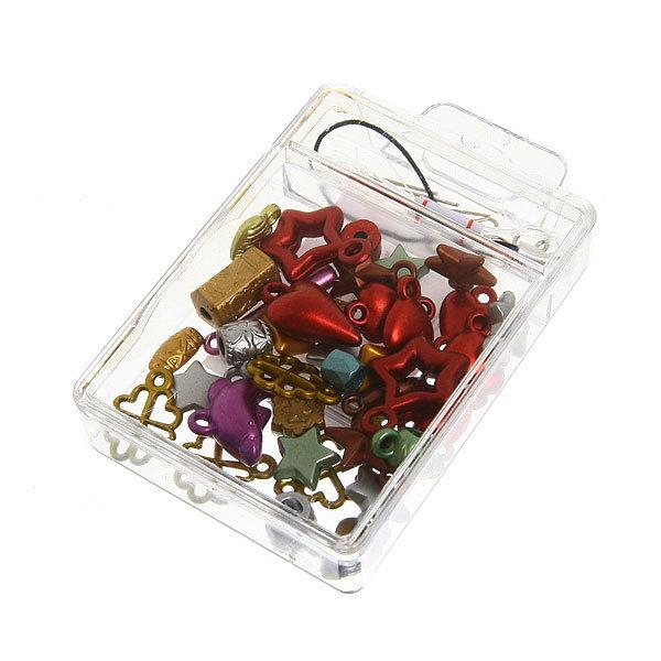 Набор для плетения ″Ассорти″ в коробке 2351 Ультрамарин купить оптом и в розницу
